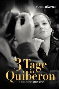 copertina film 3+Days+in+Quiberon 2018