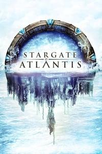 copertina serie tv Stargate+Atlantis 2004