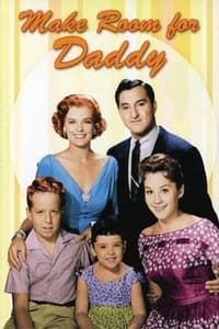 copertina serie tv The+Danny+Thomas+Show 1953