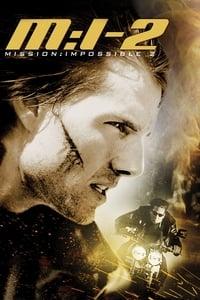 copertina film Mission%3A+Impossible+II 2000