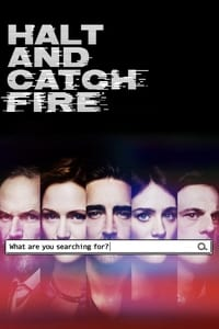 copertina serie tv Halt+and+Catch+Fire 2014