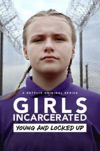 copertina serie tv Girls+Incarcerated 2018