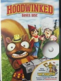 Hoodwinked - The True Behind the Scenes Story