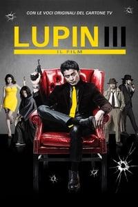 copertina film Lupin+III+-+Il+film 2014