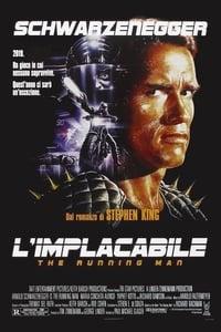 copertina film L%27implacabile 1987