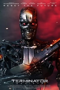 copertina film Terminator+Genisys 2015