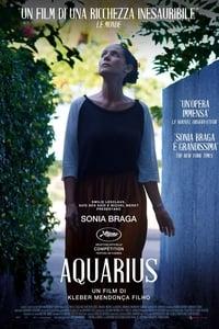 copertina film Aquarius 2016