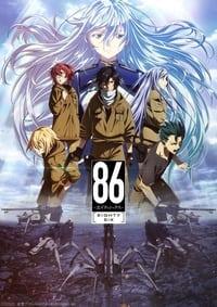 copertina serie tv 86+Eighty+Six 2021