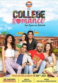 copertina serie tv College+Romance 2018