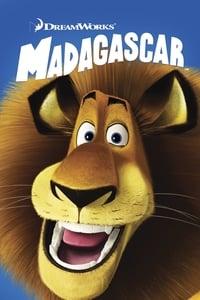 copertina film Madagascar 2005