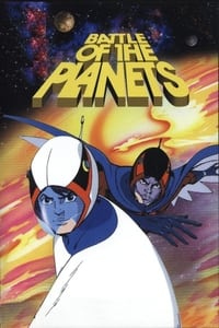 copertina serie tv Battle+of+the+Planets 1978