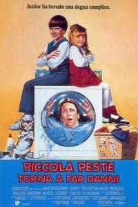 copertina film Piccola+peste+torna+a+far+danni 1991