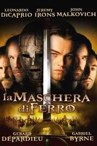 copertina film La+maschera+di+ferro 1998