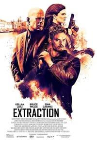 copertina film Extraction 2015