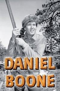 copertina serie tv Daniel+Boone 1964