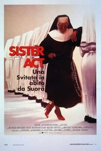 copertina film Sister+Act+-+Una+svitata+in+abito+da+suora 1992