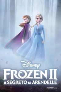 copertina film Frozen+II+-+Il+segreto+di+Arendelle 2019