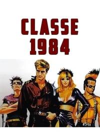 copertina film Classe+1984 1982
