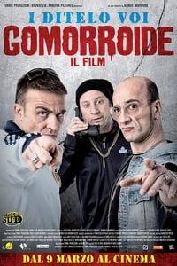 copertina film Gomorroide 2017