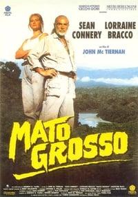 copertina film Mato+Grosso 1992