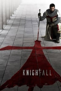 copertina serie tv Knightfall 2017