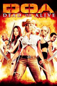 copertina film DOA%3A+Dead+or+Alive 2006