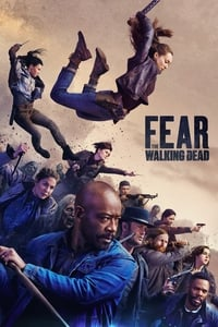 copertina serie tv Fear+the+Walking+Dead 2015