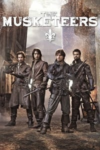 copertina serie tv The+Musketeers 2014