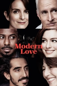copertina serie tv Modern+Love 2019