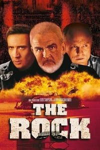 copertina film The+Rock 1996
