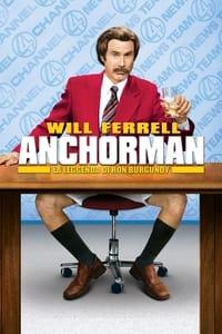 copertina film Anchorman+-+La+leggenda+di+Ron+Burgundy 2004