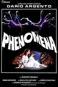 copertina film Phenomena 1985