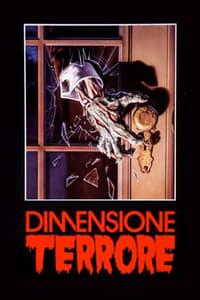 copertina film Dimensione+terrore 1986