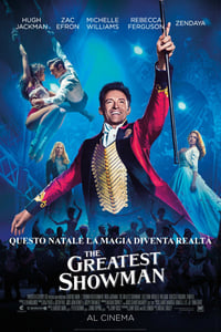 copertina film The+greatest+showman 2017