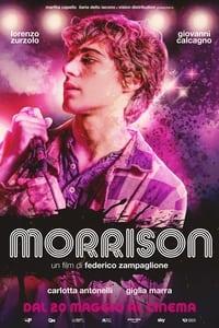 copertina film Morrison 2021