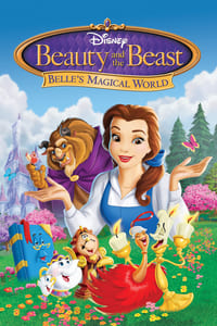 copertina film La+bella+e+la+bestia+-+Il+mondo+incantato+di+Belle 1998