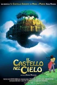 copertina film Il+castello+nel+cielo 1986