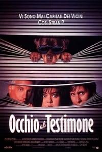 copertina film Occhio+al+testimone 1993