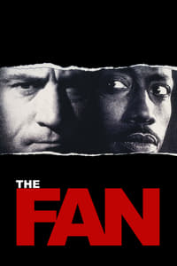 copertina film The+fan+-+Il+mito 1996