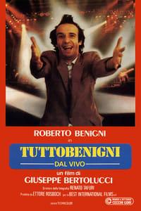 copertina film Roberto+Benigni%3A+Tuttobenigni 1983