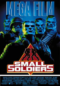 copertina film Small+Soldiers 1998