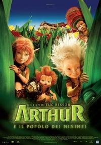 copertina film Arthur+e+il+popolo+dei+Minimei 2006