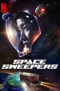 copertina film Space+Sweepers 2021