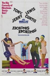 copertina film Boeing+Boeing 1965