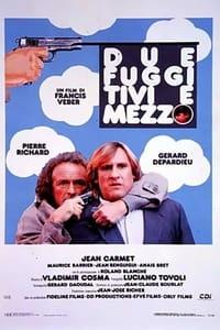 copertina film Due+fuggitivi+e+mezzo 1986