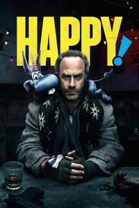 copertina serie tv Happy%21 2017