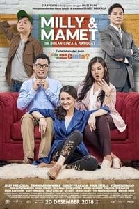 copertina film Milly+%26+Mamet 2018
