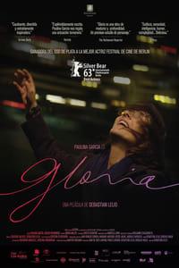 copertina film Gloria 2013