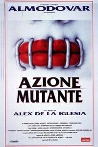 copertina film Azione+mutante 1993