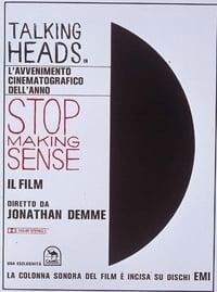 copertina film Stop+Making+Sense 1984